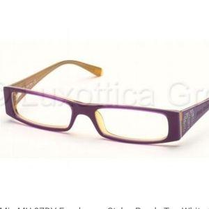 MIU MIu  MU07DV  Eyeglasses